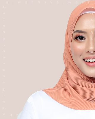 Dahlea Bawal Pleated